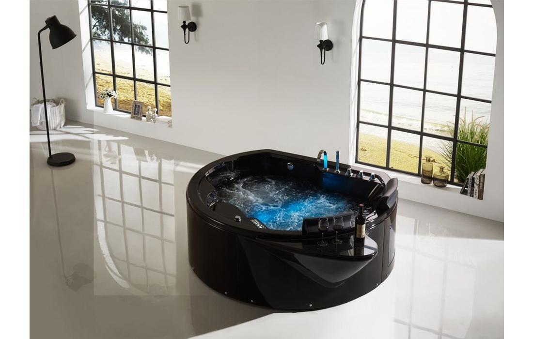 vasca idromassaggio giglio dettaglio doccino