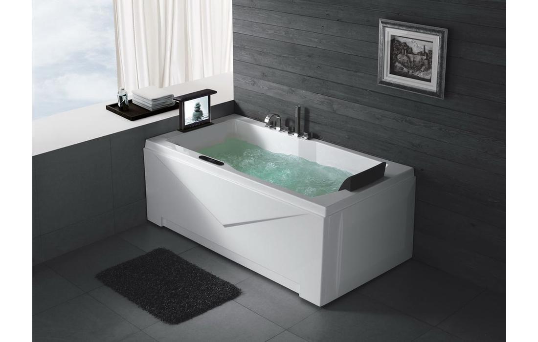 vasca idromassaggio maiorca dettaglio laterale