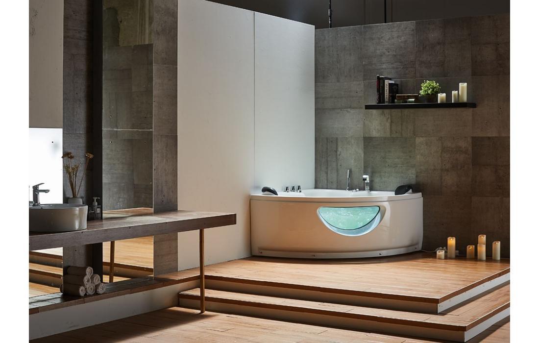 vasche idromassaggio milano dettaglio frontale
