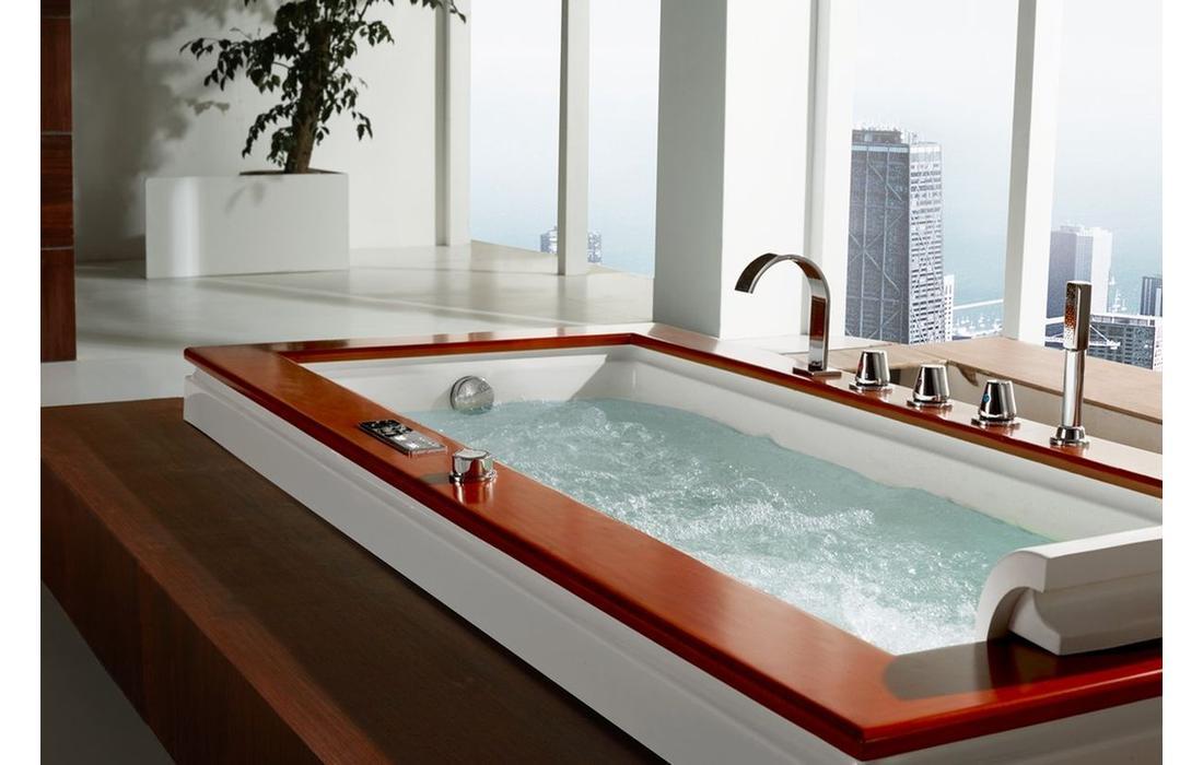 vasca idromassaggio panarea dettaglio angolo