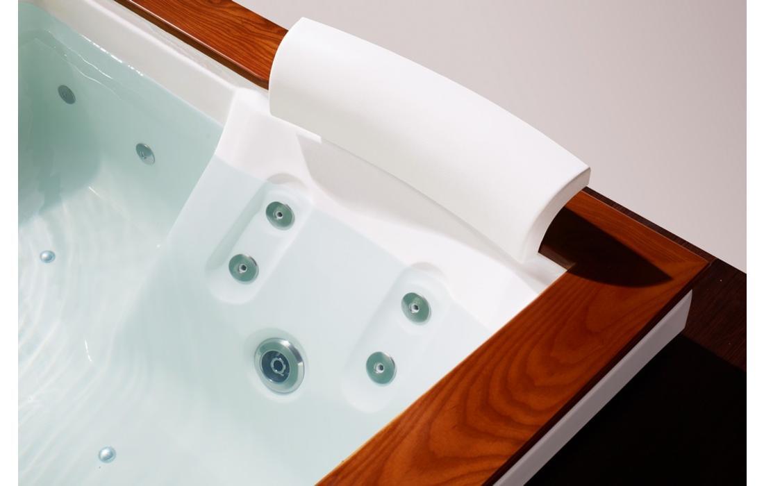 vasca idromassaggio ventotene dettaglio seduta