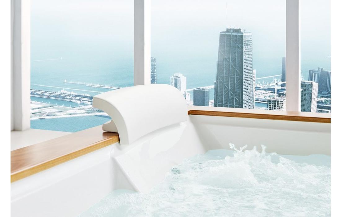 vasca idromassaggio ventotene dettaglio cuscino 2