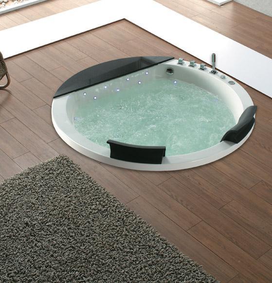 come pulire la vasca idromassaggio - minipiscina.net - Come Sbiancare La Vasca Da Bagno