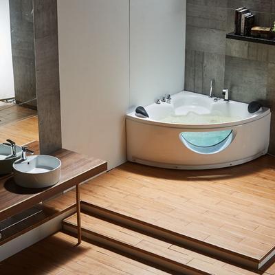 Vasche idromassaggio angolari - Vasche da bagno piccole angolari ...