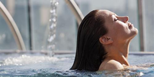 Minipiscina idromassaggio, terapia per il corpo