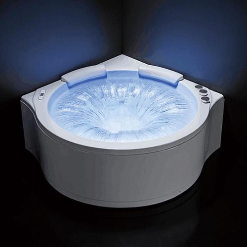 Vasca rotonda stunning vasca with vasca rotonda vasca - Vasche da bagno rotonde ...